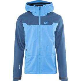 Millet Kamet Light GTX Jacket Herr electric blue/poseidon